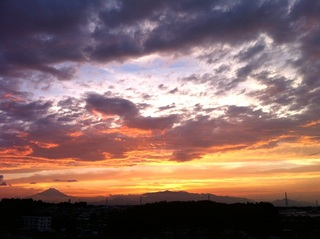 Mt.fuji & Sunset
